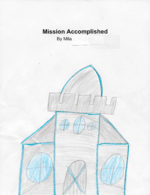 Mission Accomplished by Mila W.