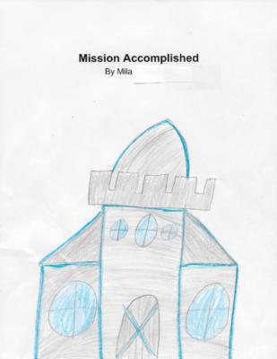 Mission Accomplished by Mila W.