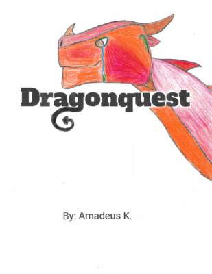 Dragonquest by Amadeus K.