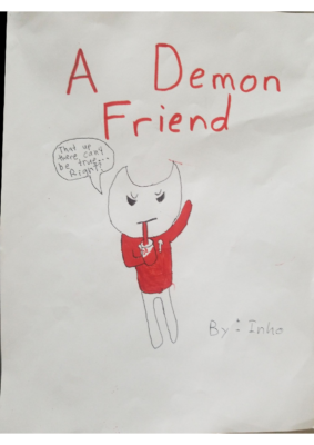A Demon Friend by Inho K.