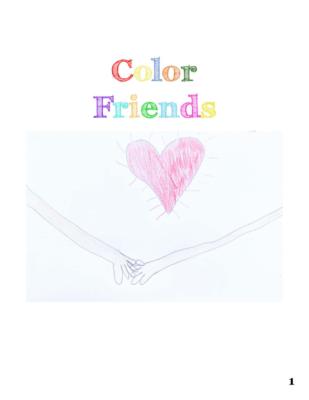 Color Friends by Kherington L.