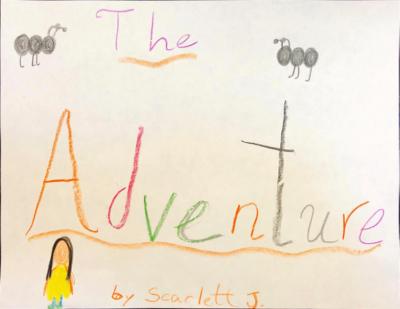 The Adventure by Scarlett J.