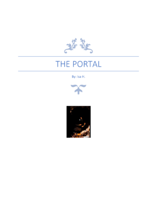 The Portal  by Isa H.