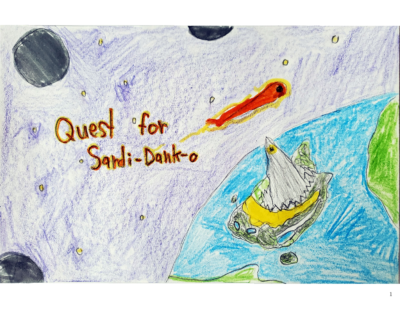 Quest for Sandi-Dank-o by J.D. D.