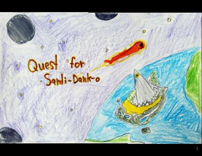 Quest for Sandi-Dank-o by J.D. D.