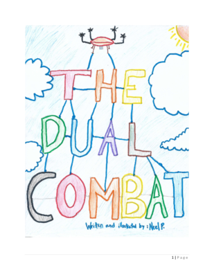 The Dual Combat  by Neel P.