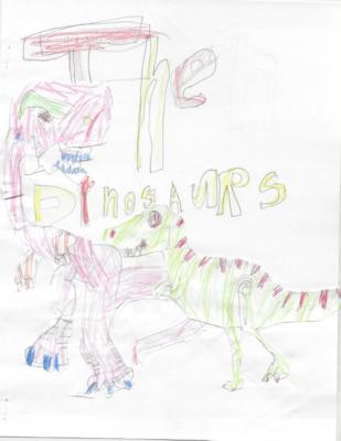 The Dinosaurs by Elias S.