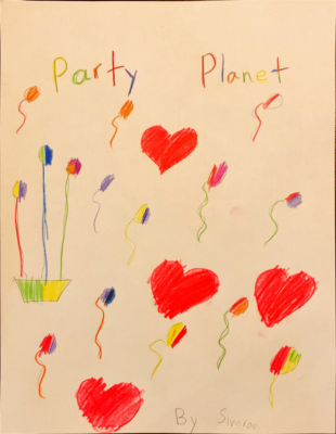 Party Planet by Gursimran N.