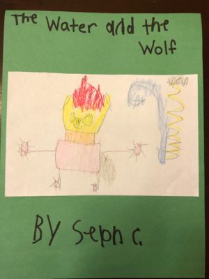 The Water and the Wolf  by Sean C.